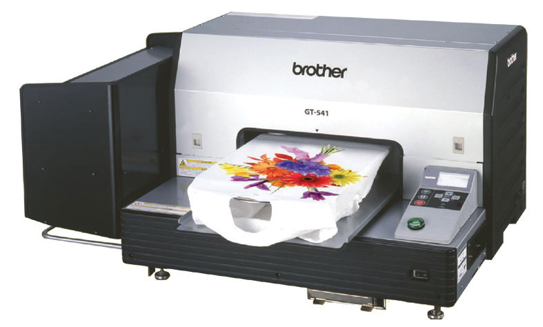 Brother GT-541 DTG Printer