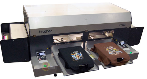 Brother GT-782 DTG Printer