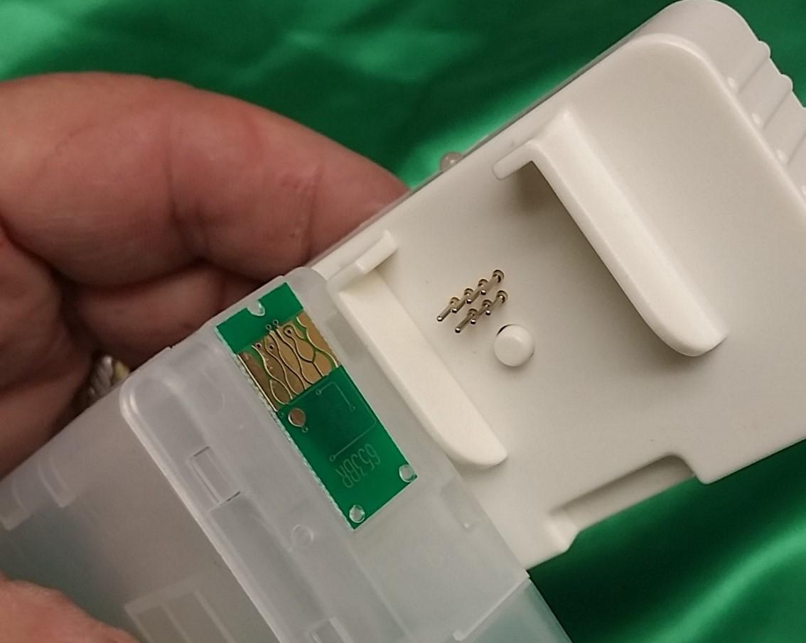 Epson 4900 Ink Cartridge Chip Resetter