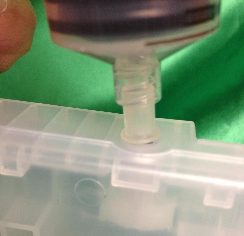 Special Syringe Tip