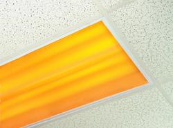 Yellow Safelight