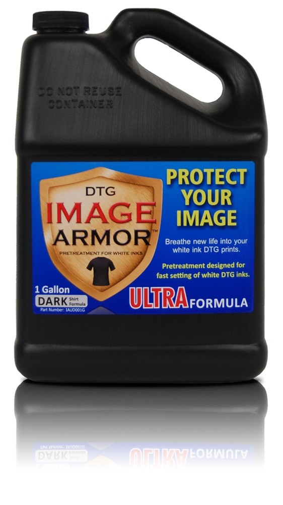 Image Armor ULTRA pretreatment