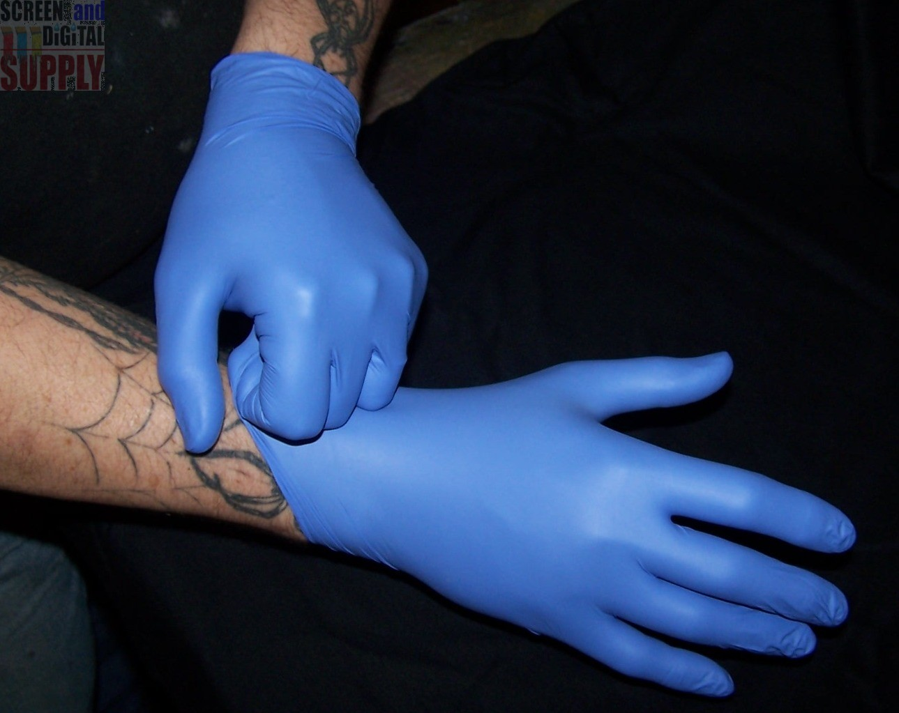 Nitrile Gloves Chemical Resistance