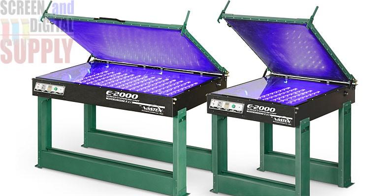 Vastex E-2000 Series High Intensity LED Exposure Unit