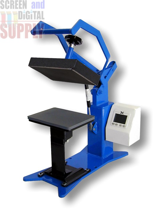 DK8 Digital Knight Label Heat Press