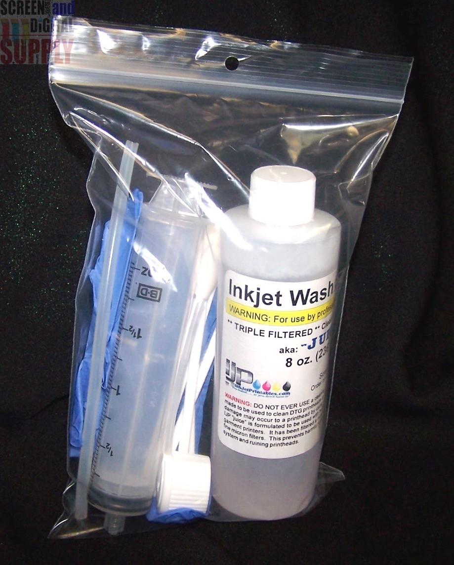 IJP Brother GT Series Drain Tube Flush Kit