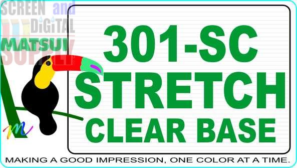 Matsui 301-SC Stretch Clear Base