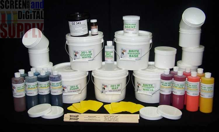 Matsui Discharge & 301 ECO-Series PRO COLOR STARTER KIT