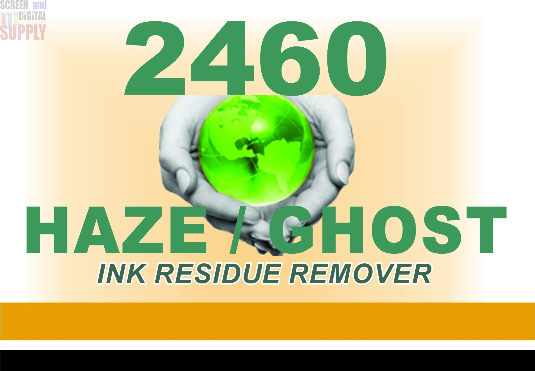 2460 Haze/Ghost Remover Ink Degradent
