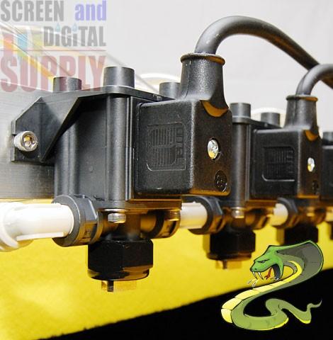 Viper XPT-6000 Electronic Spray Gun Solenoid