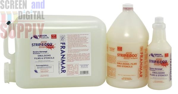 FranMar Strip-e-Doo Emulsion Remover