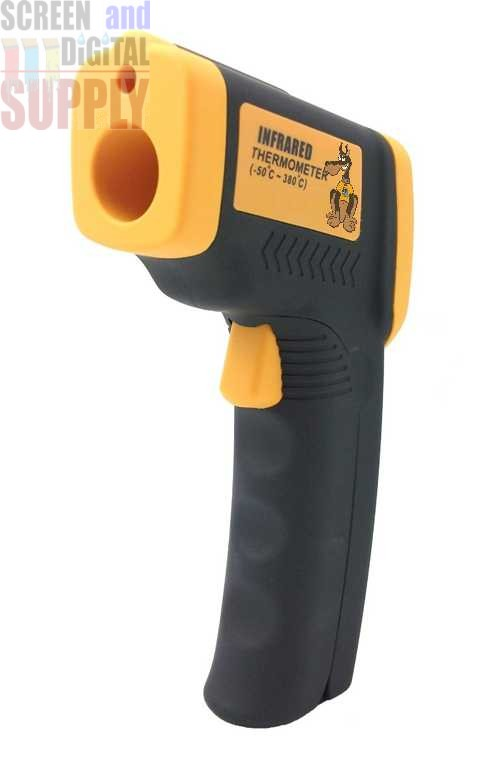 Non-contact Temperature Gun w/Laser Spot