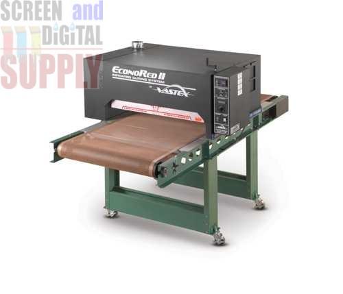 Vastex EC-II-30 Textile Conveyor Dryer