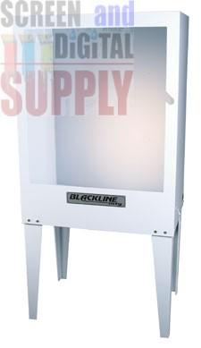 Blackline WDX Deluxe Washout Booth