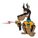 Thunder, the Screen & Digital mascot