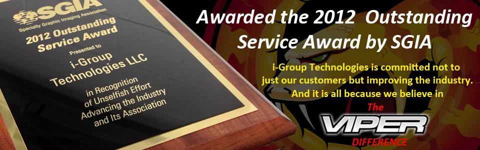 IGT Service Award