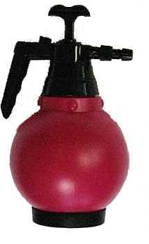 Misty Globe Pump Sprayer