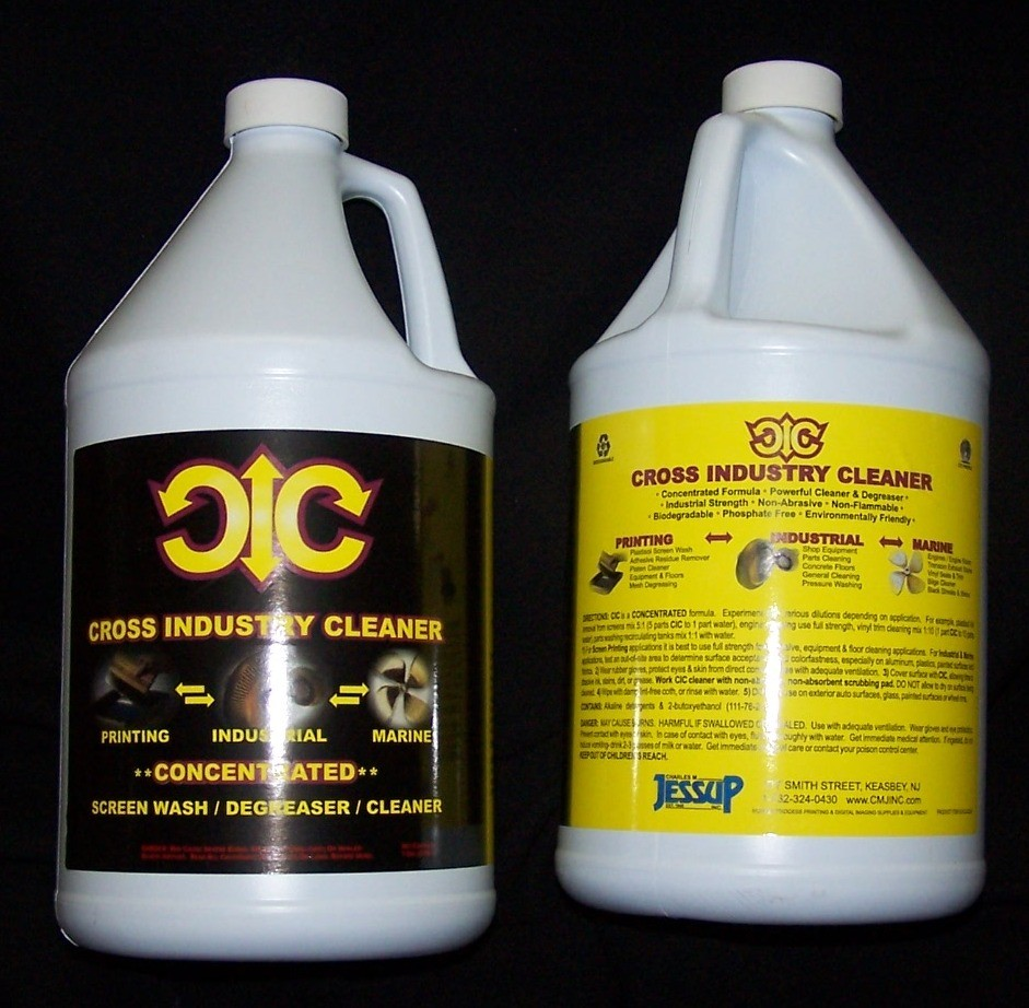 CIC Cross Industry Cleaner