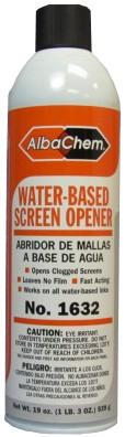 AlbaChem Water-Based Screen Opener