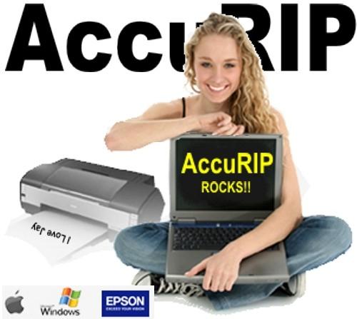 AccuRIP Desktop RIP Software