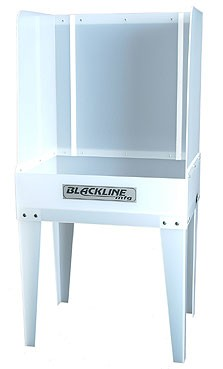 Blackline KDL Screen Washout Booth