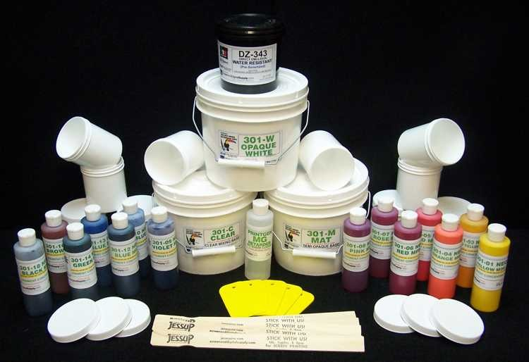 Matsui 301 ECO-Series COLOR STARTER KIT