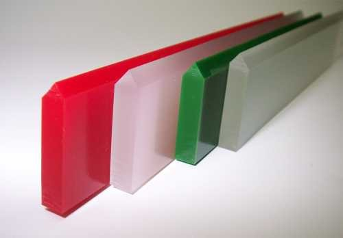 Double Bevel Squeegee