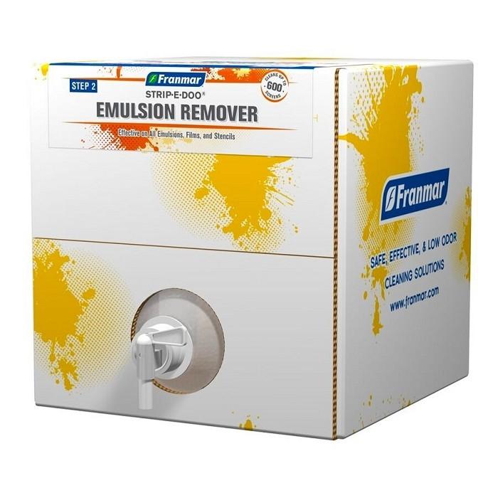 FranMar Strip-e-Doo Emulsion Remover CONCENTRATE
