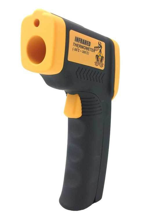 Non-contact Temperature Gun w/Laser Spot