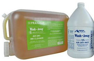 Franmar Wash-Away Solvent Ink Cleaner