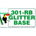 Matsui 301-RB CRYSTAL CLEAR RUBBER BASE ECO-Series Waterbased Ink