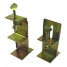 Sea Jay Mfg 202 Adjustable Height Hinge Clamps