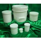 MT Plastic Jars & Bucket