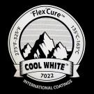 ICC 7022 Cool White Flex-Cure Low Bleed