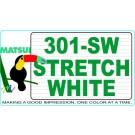 Matsui 301-SW Super Stretch White Waterbase