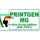 Matsui PRINTGEN MG Slow Drying Additive