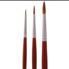 4905 Fine Red Sable Artist Brush
