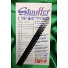 Stouffer's 21 Step Screen Exposure Guide