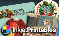 Inkjet Printables